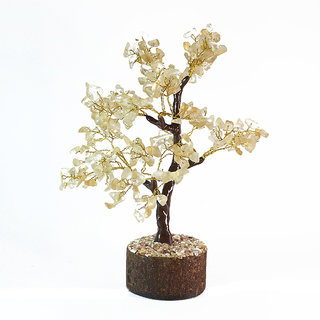 Aum Zone Citrine Tree