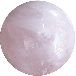 Aum Zone Rose Quartz Ball 50-60 mm