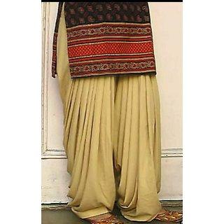 Punjabi full Patiala salwar ready to wear.