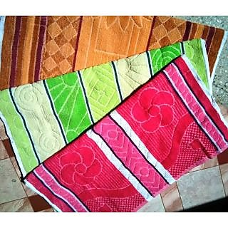Solapur Bath Towel(set of 3)