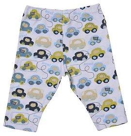 Babysafe Bss2Carteddy18 Multi-Coloured Cotton Baby-Boys 1 Tshirt Half Sleeve And 1Pant