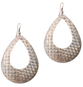 Sparkling Handcrafted Double Designed Earring