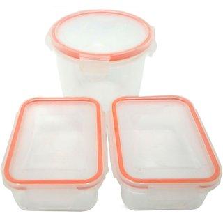 Incrizma Keep Fresh - 3 Pcs Multi-Purpose Storage Container