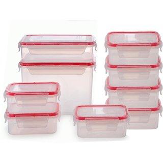 Incrizma Keep Fresh - 9 Pcs Multi-Purpose Storage Container