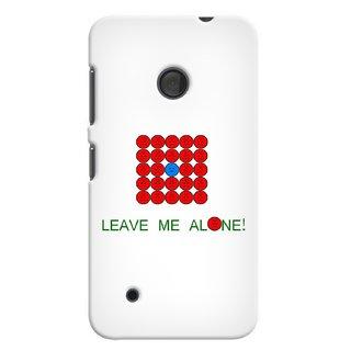 Snooky Digital Print Hard Back Case Cover For Nokia Lumia 530 77511