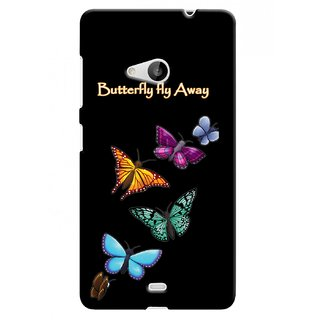 Snooky Digital Print Hard Back Case Cover For Microsoft Lumia 535 77732