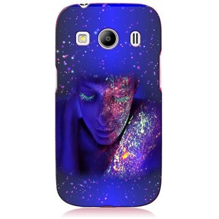 Snooky Digital Print Hard Back Case Cover For Samsung Galaxy Ace 4 78308