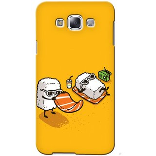 Snooky Digital Print Hard Back Case Cover For Samsung Galaxy A7 78718