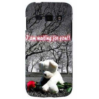 Snooky Digital Print Hard Back Case Cover For Samsung Galaxy Ace 3 78412
