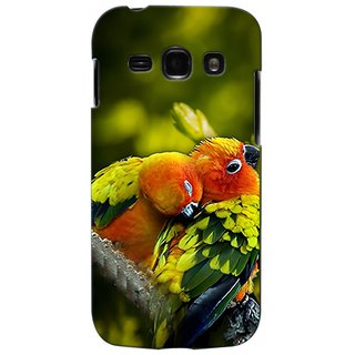 Snooky Digital Print Hard Back Case Cover For Samsung Galaxy Ace 3 78432