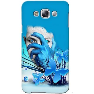 Snooky Digital Print Hard Back Case Cover For Samsung Galaxy A3 79108