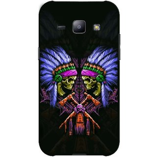 Snooky Digital Print Hard Back Case Cover For Samsung Galaxy J1 79566