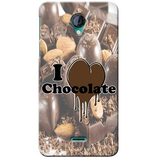 Snooky Digital Print Hard Back Case Cover For Micromax Unite 2 A106 82610