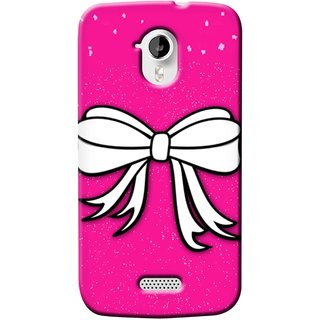 Snooky Digital Print Hard Back Case Cover For Micromax Canvas Hd A116 82842