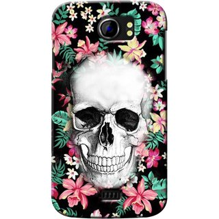 Snooky Digital Print Hard Back Case Cover For Micromax Canvas 2 A110 82722