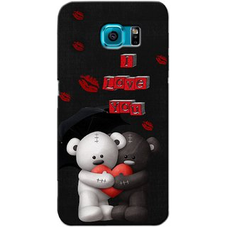 Snooky Digital Print Hard Back Case Cover For Samsung Galaxy S6 84330