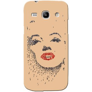 Snooky Digital Print Hard Back Case Cover For Samsung Galaxy Star Advance G350E 84872