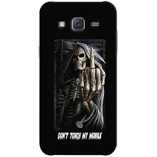 Snooky Digital Print Hard Back Case Cover For Samsung Galaxy J2 85253