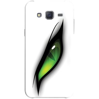 Snooky Digital Print Hard Back Case Cover For Samsung Galaxy J2 85277