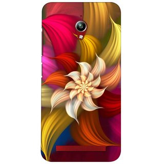 Snooky Digital Print Hard Back Case Cover For Asus Zenfone Go 89907