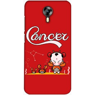 Snooky Digital Print Hard Back Case Cover For Micromax Canvas Xpress 2 90349