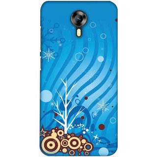 Snooky Digital Print Hard Back Case Cover For Micromax Canvas Xpress 2 90379