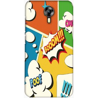 Snooky Digital Print Hard Back Case Cover For Micromax Canvas Xpress 2 90289