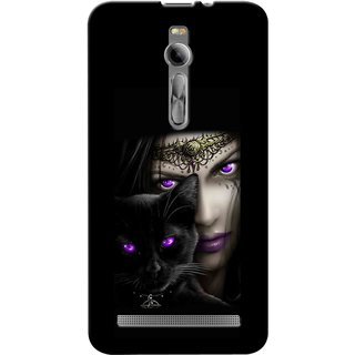 Snooky Digital Print Hard Back Case Cover For Asus Zenfone 2 Ze551Ml 91523