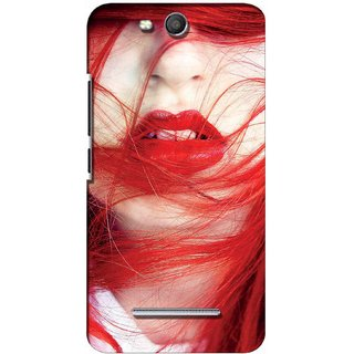 Snooky Digital Print Hard Back Case Cover For Micromax Canvas Juice 3 Q392 118229