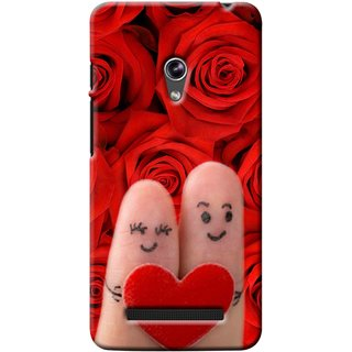 Snooky Digital Print Hard Back Case Cover For Asus Zenfone 5 A500Cg 91675