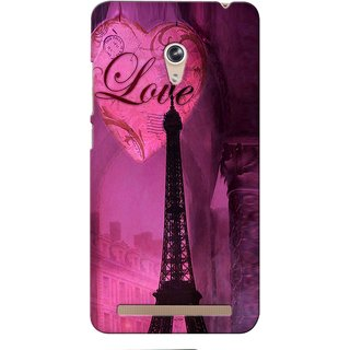 Snooky Digital Print Hard Back Case Cover For Asus Zenfone 6 A600Cg 91864
