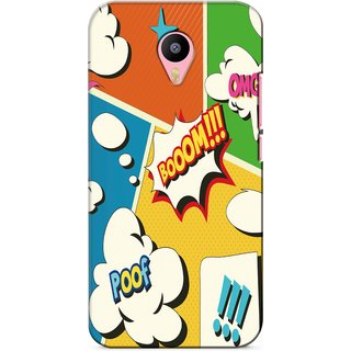 Snooky Digital Print Hard Back Case Cover For Meizu M2 Note 120160