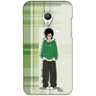 Snooky Digital Print Hard Back Case Cover For Meizu Mx3 120801