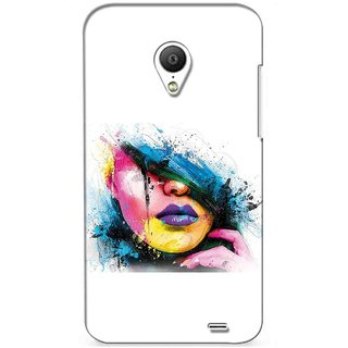 Snooky Digital Print Hard Back Case Cover For Meizu Mx3 120829