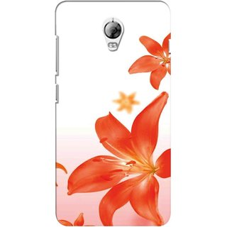 Snooky Digital Print Hard Back Case Cover For Lenovo Vibe P1 121967