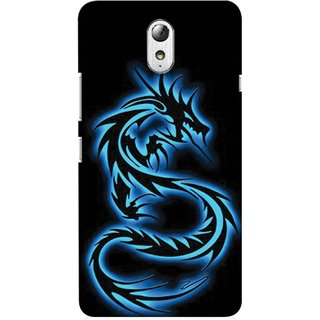 Snooky Digital Print Hard Back Case Cover For Lenovo Vibe P1M 121989
