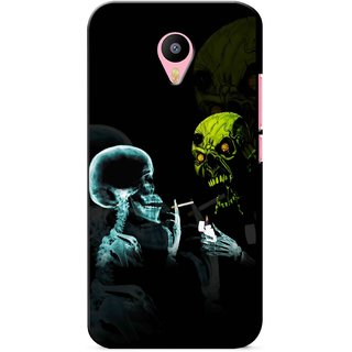 Snooky Digital Print Hard Back Case Cover For Meizu M2 Note 123768