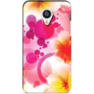 Snooky Digital Print Hard Back Case Cover For Meizu Mx4 124010