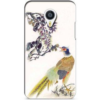 Snooky Digital Print Hard Back Case Cover For Meizu Mx4 124120