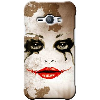 Snooky Digital Print Hard Back Case Cover For Samsung Galaxy J1 Ace 135540