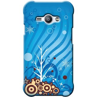 Snooky Digital Print Hard Back Case Cover For Samsung Galaxy J1 Ace 136111