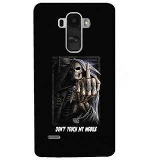 Snooky Digital Print Hard Back Case Cover For Lg G4 Stylus 136113