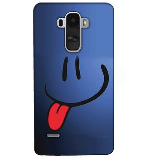 Snooky Digital Print Hard Back Case Cover For Lg G4 Stylus 136115