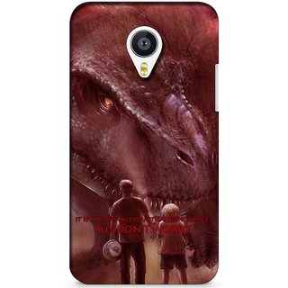 Snooky Digital Print Hard Back Case Cover For Meizu Mx4 137284