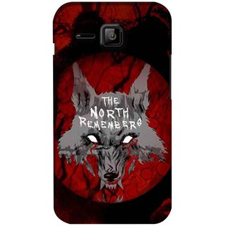 Snooky Digital Print Hard Back Case Cover For Micromax Bolt S301 126216