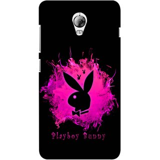 Snooky Digital Print Hard Back Case Cover For Lenovo Vibe P1 126443