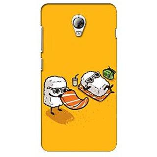 Snooky Digital Print Hard Back Case Cover For Lenovo Vibe P1 126451