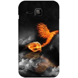 Snooky Digital Print Hard Back Case Cover For Micromax Bolt S301 126112