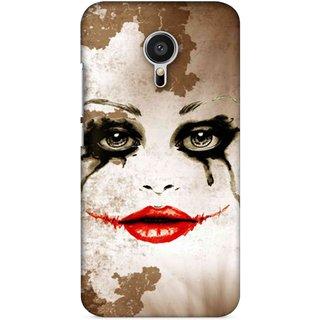 Snooky Digital Print Hard Back Case Cover For Meizu Mx5 125927