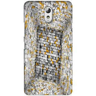 Snooky Digital Print Hard Back Case Cover For Lenovo Vibe P1M 126599